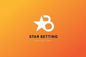 Star betting logo.