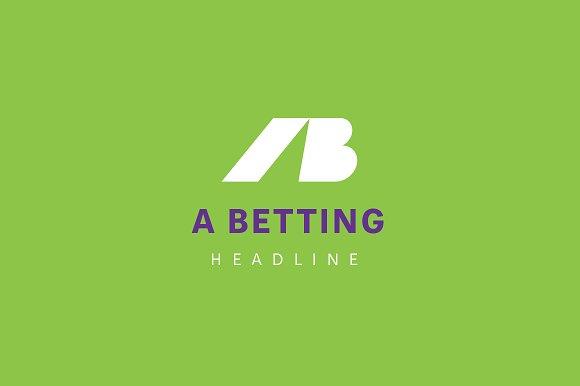 A Betting Logo