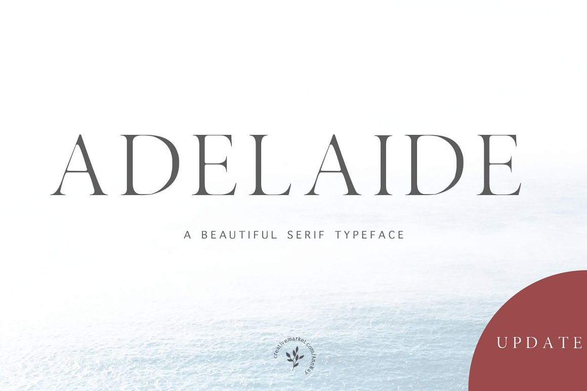 20 Elegant Fonts to Add A Touch of Luxury ~ Creative Market Blog