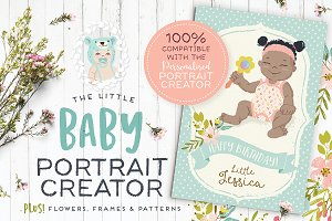The Little Baby Portrait Creator
