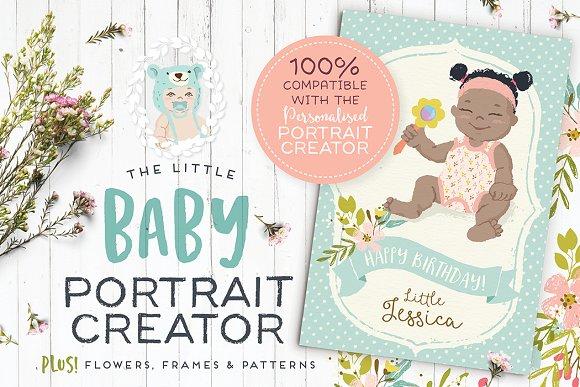 The Little Baby Portrait Creator