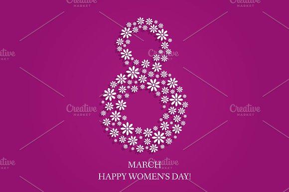 8 March, International Women's Day