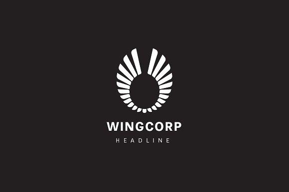 Wing Corporation Logo