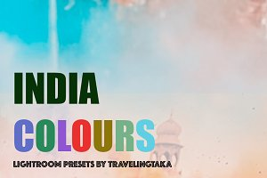 India Colours Lightroom Preset Pack