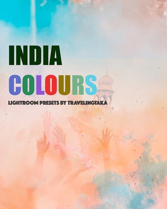 India Colours Lightroom Preset Pack