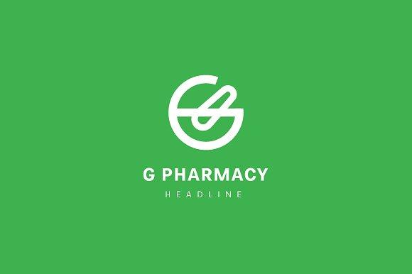 G Pharmacy Logo