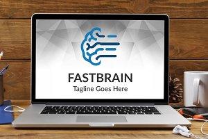 Fast Brain Logo