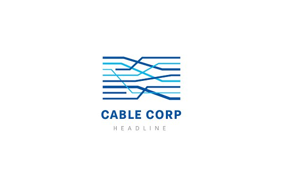 Cable Corp Logo