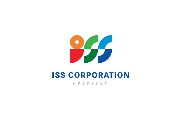 ISS Corp Logo