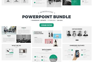 15-in-1 Presentation Bundle
