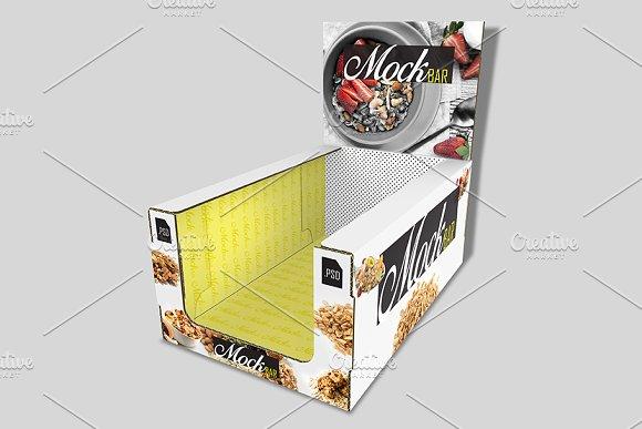 Paper Display Mockup