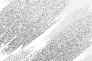 Silver brush texture background