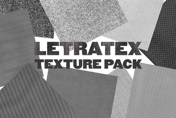 Letratex Vintage Texture Pack