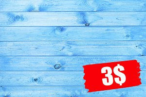 Blue wood background texture with natural patterns