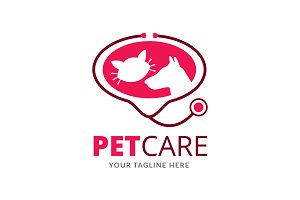 Pet Care Logo