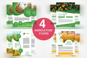 Agriculture Flyers