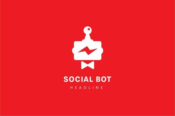 Social Bot Logo