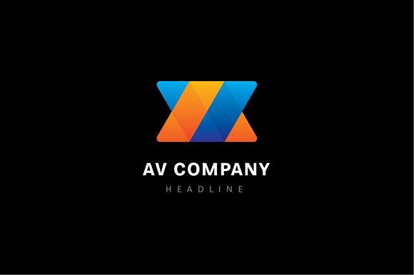 AV Company Logo