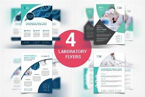 Laboratory Flyers