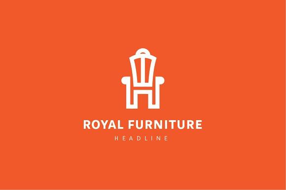 Royal Furniture Logo