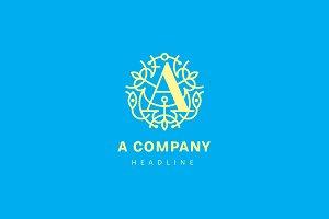 A company logo.