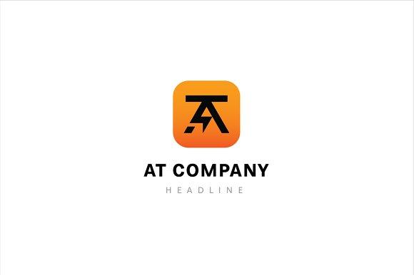 AT Company Logo