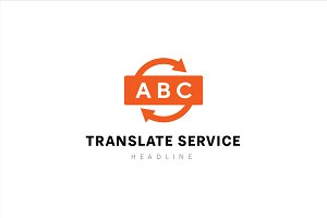 Translate service logo.