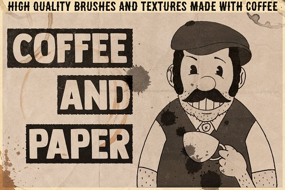 Coffee Paper Handcrafted Pack