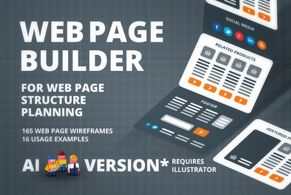 Digital Web Page Builder
