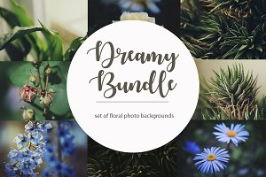 Dreamy Bundle (photo backgrounds)