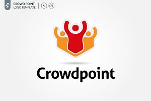 Crowd Point Logo