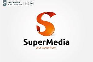 Super Media Logo