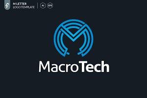 Macro Tech Logo