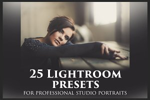 LIGHTROOM PRESETS FOR STUDIO LIGHT