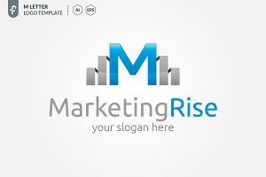 Marketing Rise Logo