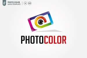 Photo Color Logo