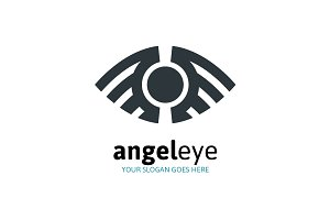 Angel Eye Logo
