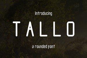 Tall'o Font