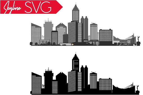 Wichita SVG, Kansas SVG, City Vector