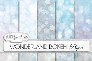 WONDERLAND BOKEH