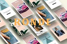 Ronde Social Media Pack