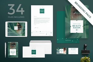 Branding Pack | Beauty Salon