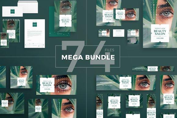 Mega Bundle Beauty Salon