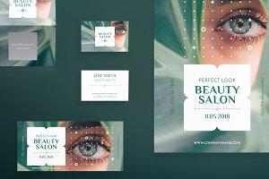 Print Pack | Beauty Salon