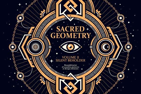 Sacred Geometry Volume II