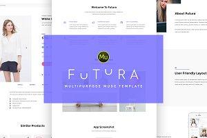 Futura - Responsive Muse Theme