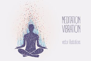 Concept of meditation, enlightenment