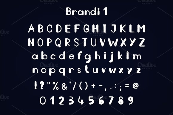 Brandi Font