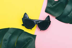summer cat eye sunglasses