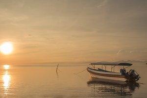 sail of sunset
